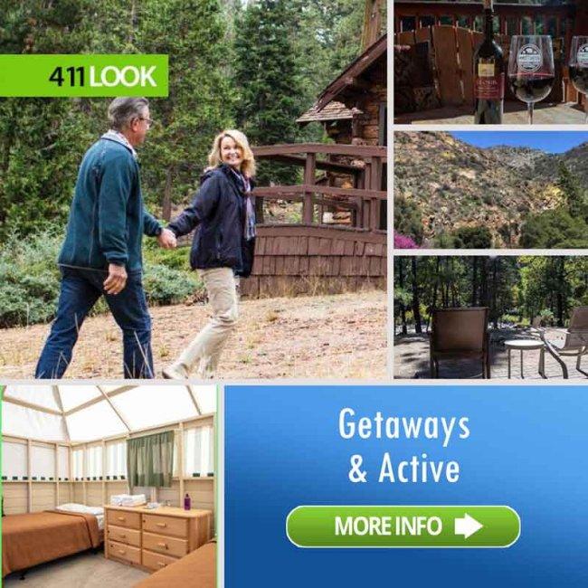 Grant Grove Cabins